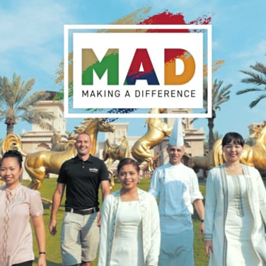 Madinat Jumeirah - MAD Campaign