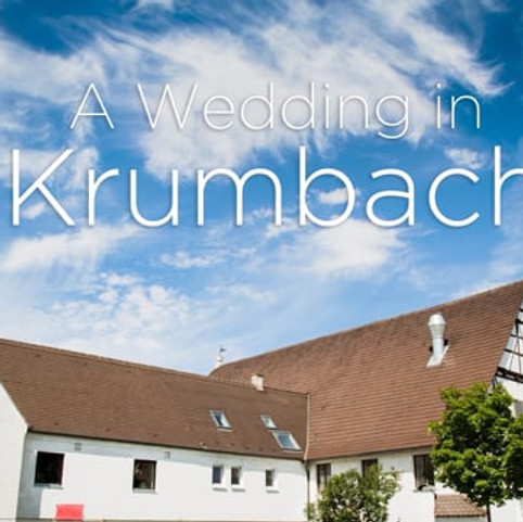 Germany, Krumbach Wedding