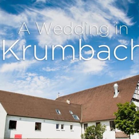 Germany, Krumbach Wedding