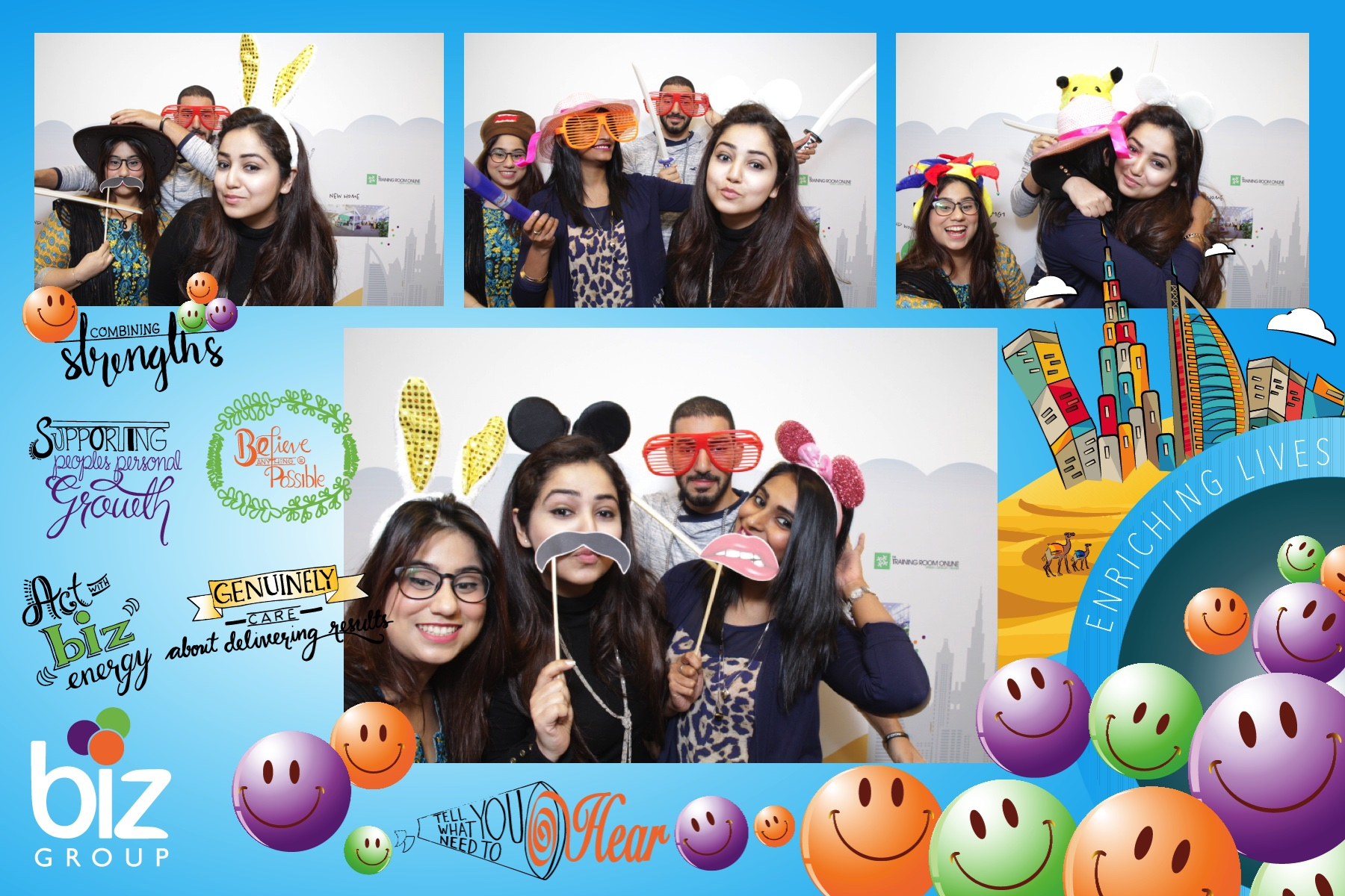 Biz Group Photo Booth 4