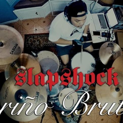 Drum Cover by Jruzz - Slapshock Cariño Brutal