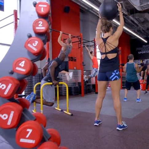 Mudon Club Promo Video - Fitness First