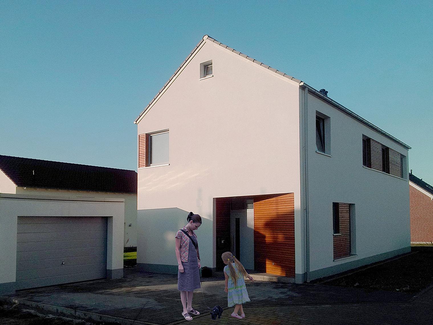 Einfamilienhaus gondesen architekt braunschweig - Architekt gifhorn ...