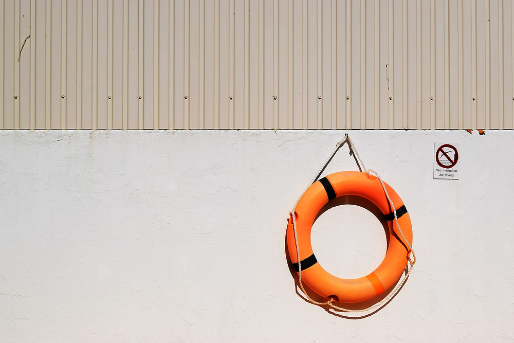 lifebuoy to save you from a mid-life crisis