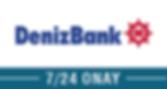 deniz bank logo
