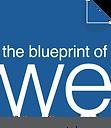 Blueprint of We Logo Square LG transpare