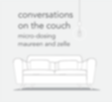 Conversations on the couch microdosinng