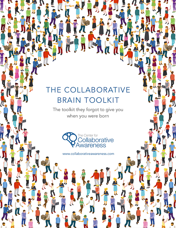 Collaborative Brain Toolkit eBook Cover
