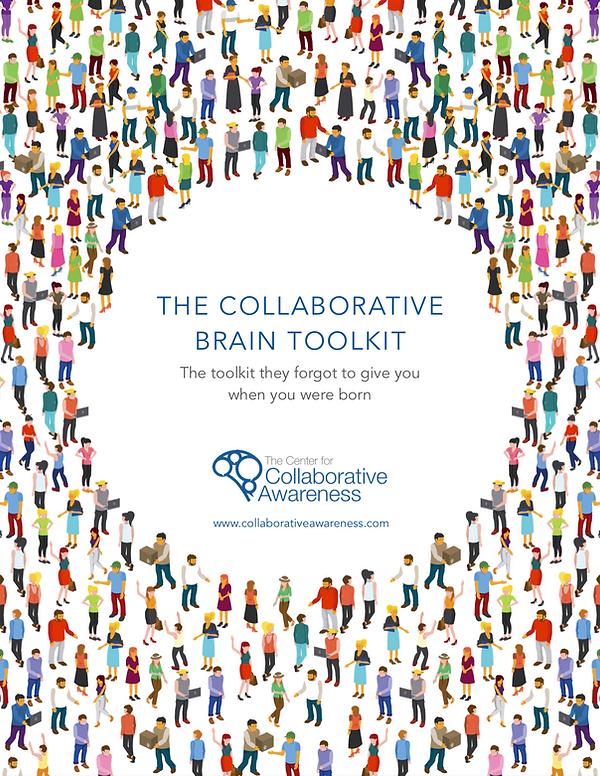 Collaborative Brain Toolkit eBook Cover