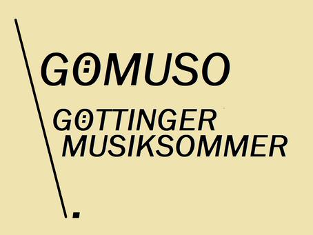 GÖTTINGER MUSIKSOMMER MIT DEM GSO