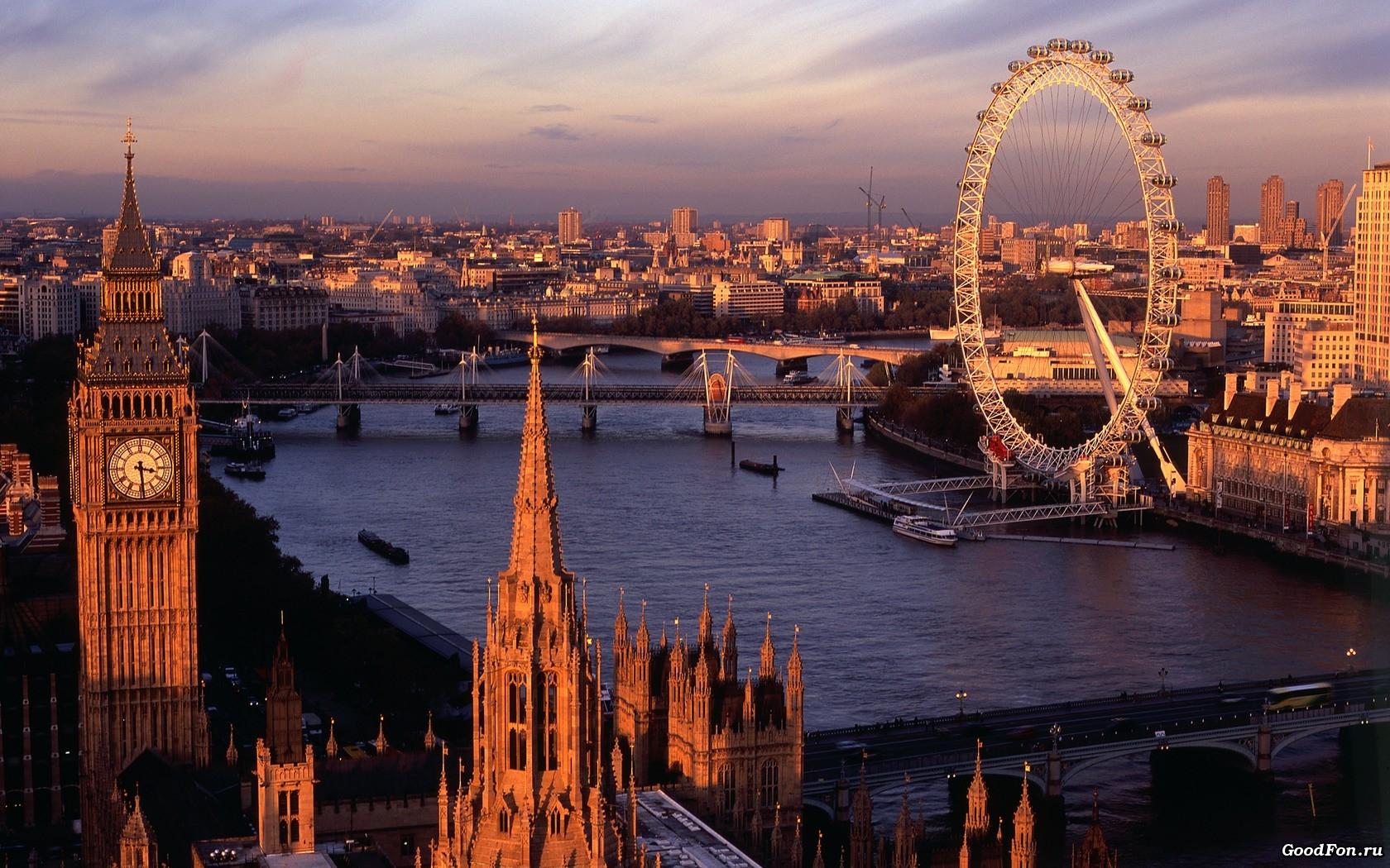 landscapes cityscapes london london eye