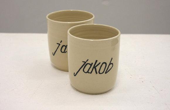 """jakob Becher """"jakob"""""""