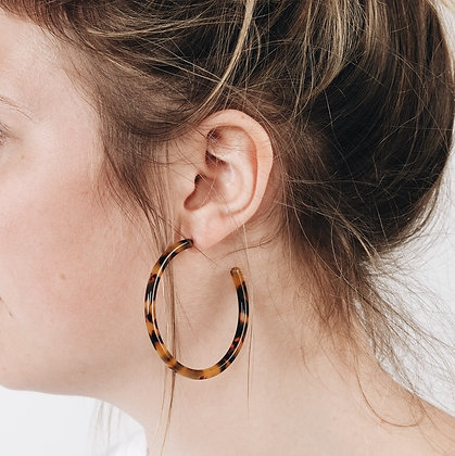"EVE + ADIS Kreolen ""Large Hoops"""