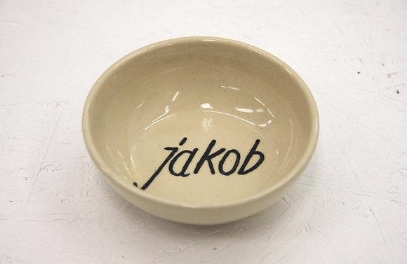 """jakob Schale """"jakob"""""""
