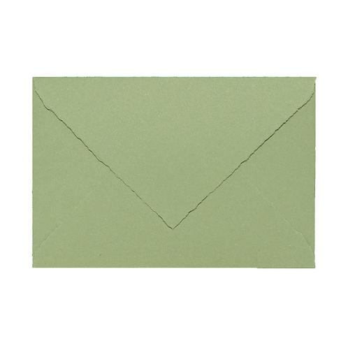20x BUSTA HANDCRAFTED 12x18 verde salvia
