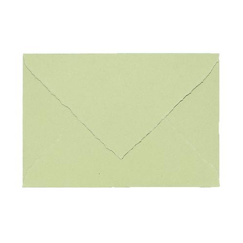 20x BUSTA HANDCRAFTED 12x18 verde kiwi