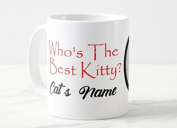 Best Kitty 11 oz. Coffee Mug