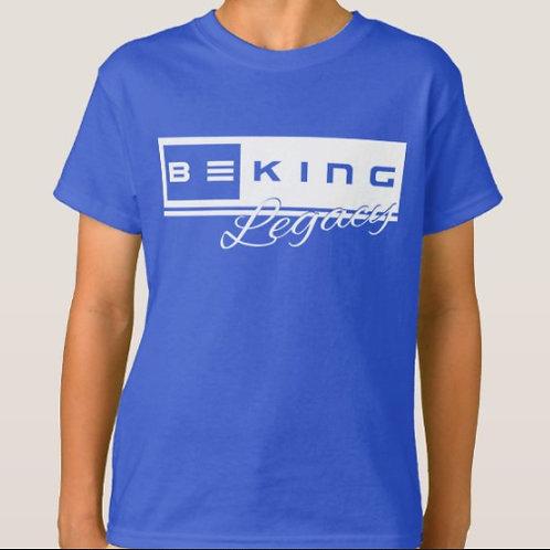 Be King Legacy Royal Blue/ White