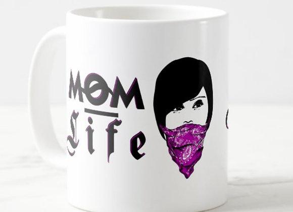 Mom Life Customizable 11 oz. Mug