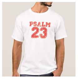 1Psalm 23