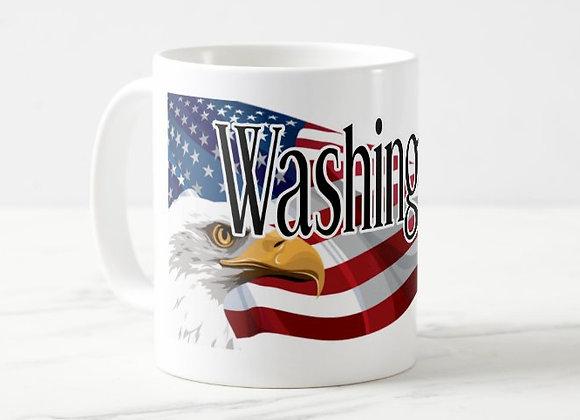Eagle Wshington St. Coffee Mug