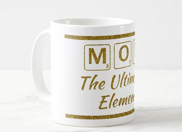 MOM Element 11 oz. Mug