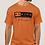 Thumbnail: Be King Short Sleeve Tee Orange/BLK