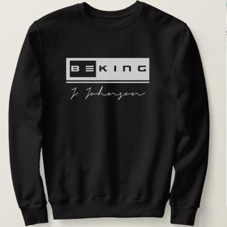 Black/white Sweat Shirt