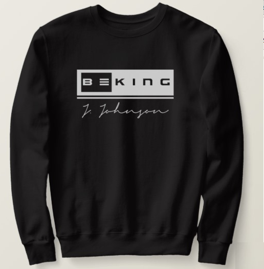 Black/white Sweat Shirt