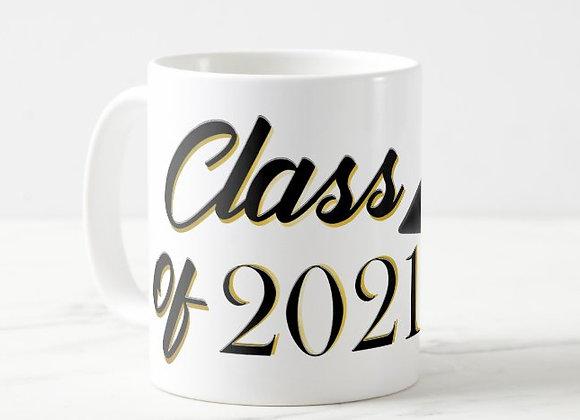 Class of 2021 11 oz Mug