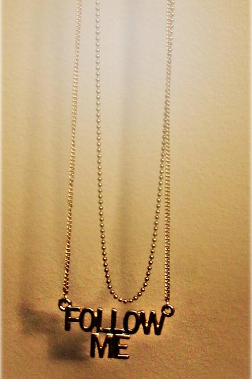 Follow Me Necklace