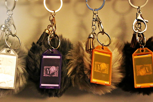Keychains (With Logo)