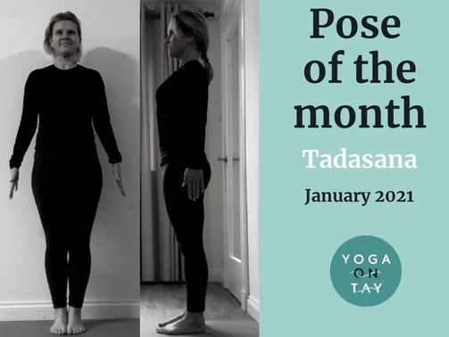 How to improve your posture with Tadasana