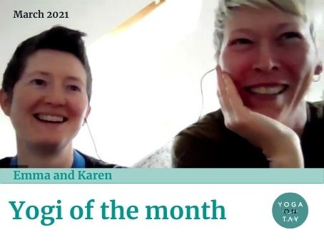 Yogi of the Month interview March