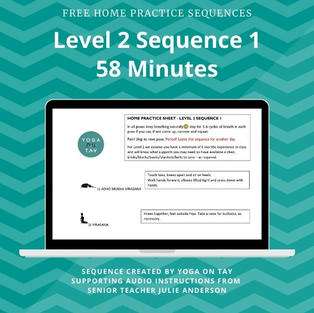 Level 2 Sequence 1
