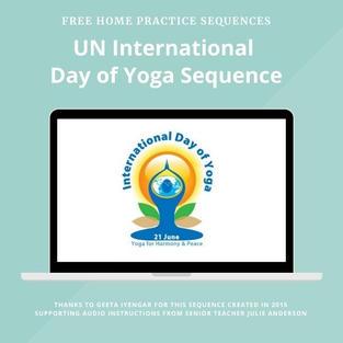 UN International day of yoga Level 2