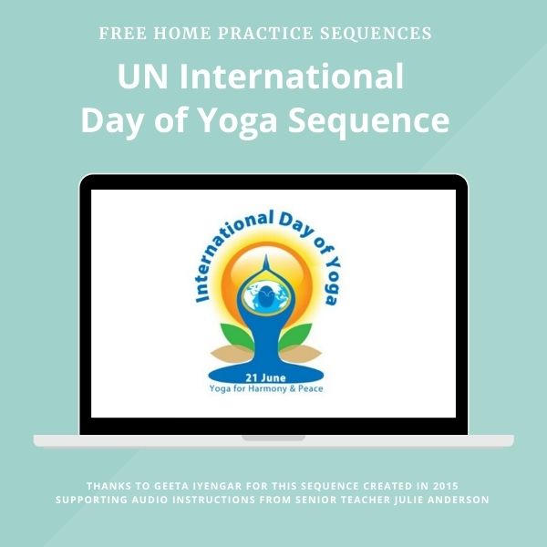 UN International day of yoga Level 2