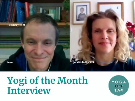Yogi of the Month February