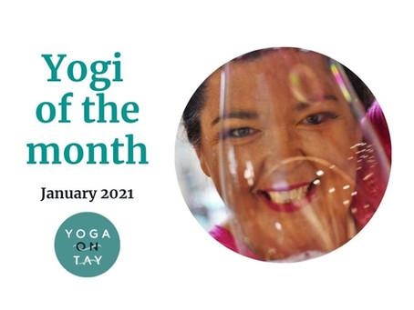 Yogi of the Month January 2021