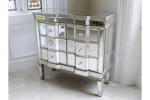Looking Glass Chest of Drawers