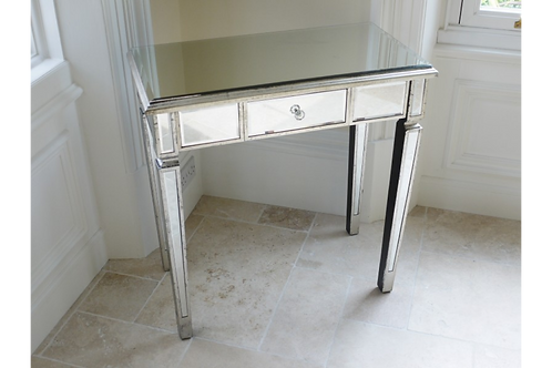 Looking Glass Dressing Table/ Side Table