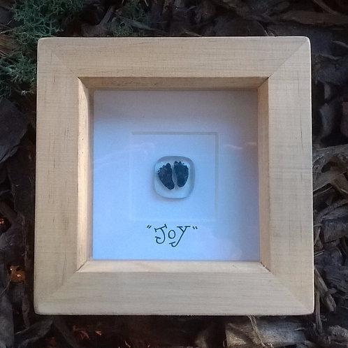 4eva Mini 'Joy' box frame