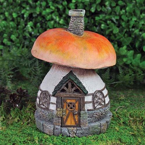 Mushroom Cottage - Fairy Garden