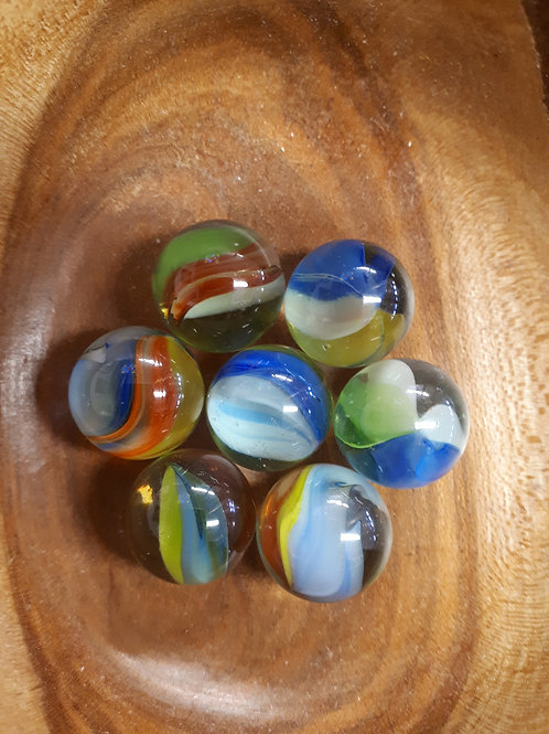 Marbles - Cats eyes - Small