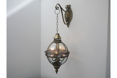 Persian Empire Lantern with Bracket