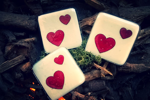 Fused Glass Favours