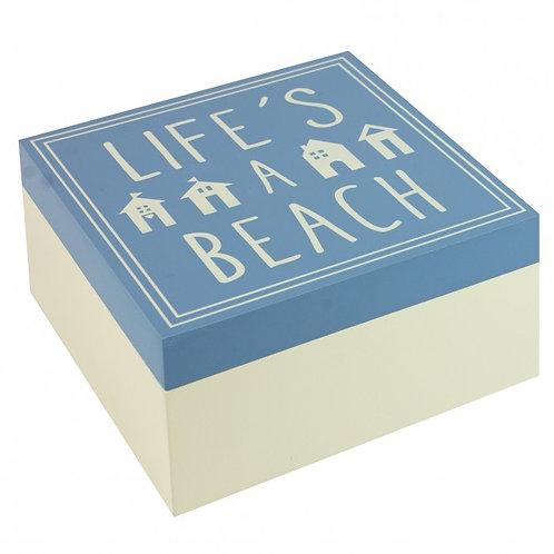 Life's a beach box