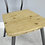 Thumbnail: Retro Industrial Desk with Chair