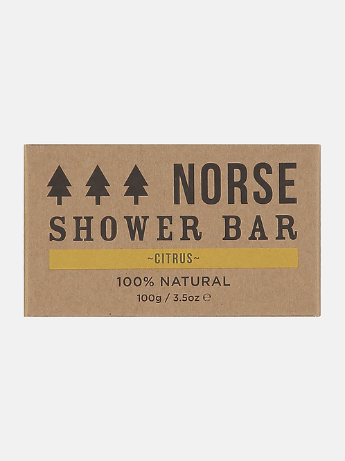 Norse Shower Bar - Citrus