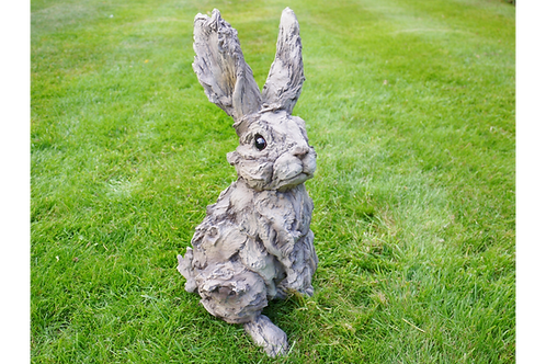 Large Wood Effect Rabbit